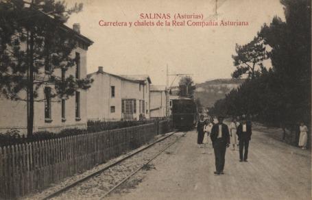 Foto del Archivo del Ayuntamiento de Castrillón.